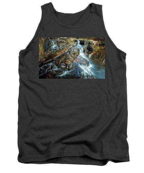Dismal Creek Falls #2 Tank Top