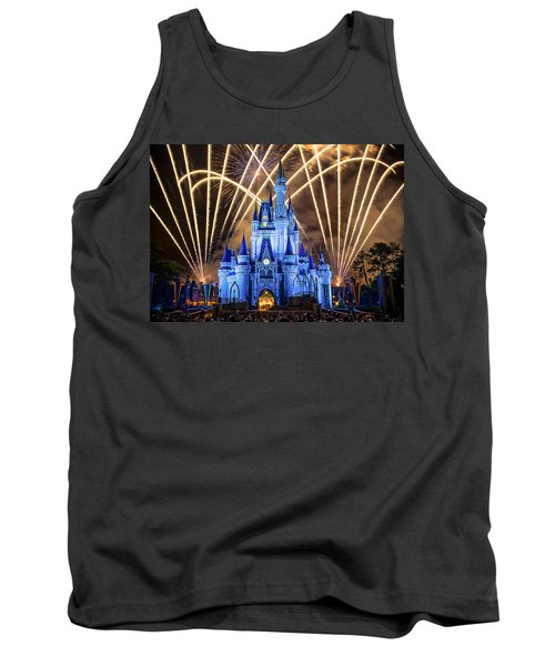 Disney World Tank Top