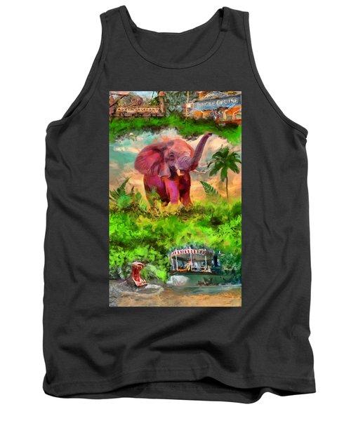 Disney's Jungle Cruise Tank Top