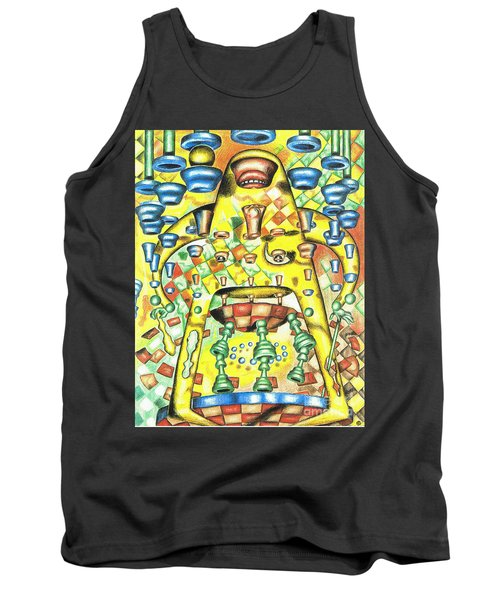 Dissecting The Opponent Tank Top