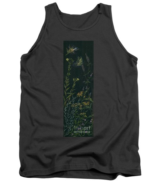 Ditchweed Fairy Tiger Swallowtail Tank Top