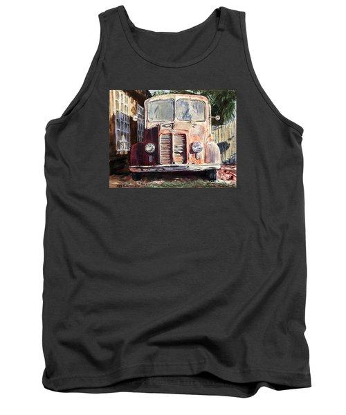 Divco Truck Tank Top