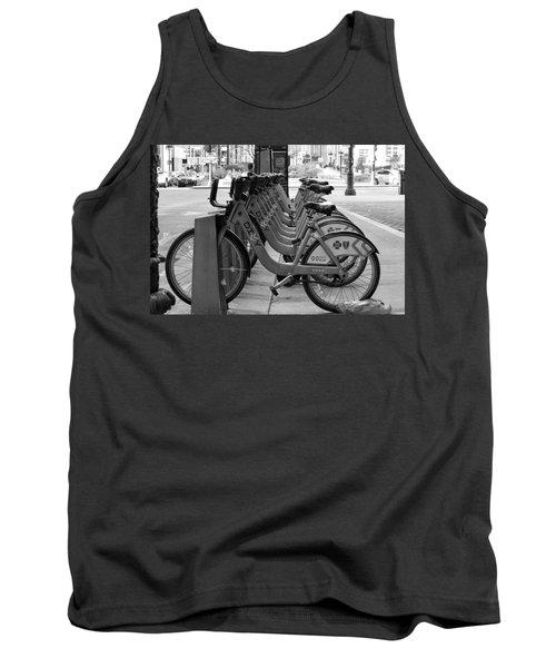 Divvy Bikes Tank Top