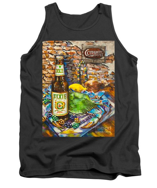 Dixie Love Tank Top