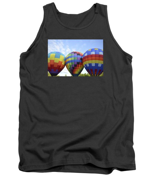 Tank Top featuring the photograph Do We Chance It? by Linda Geiger