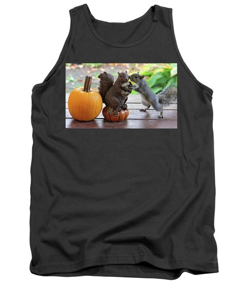 Do You Want To Share? Tank Top