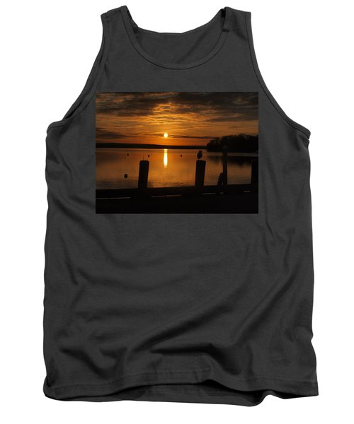 Dock Of The Bay Tank Top