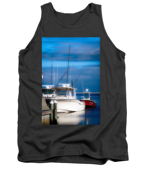 Docked And Quiet Tank Top