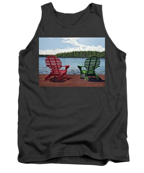 Dockside Tank Top