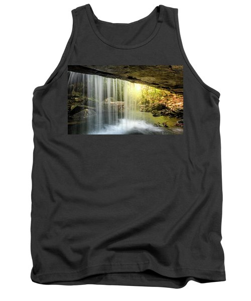 Dog Slaughter Falls Tank Top