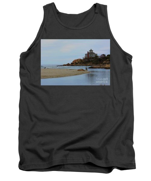 Dogs And Surf Tank Top