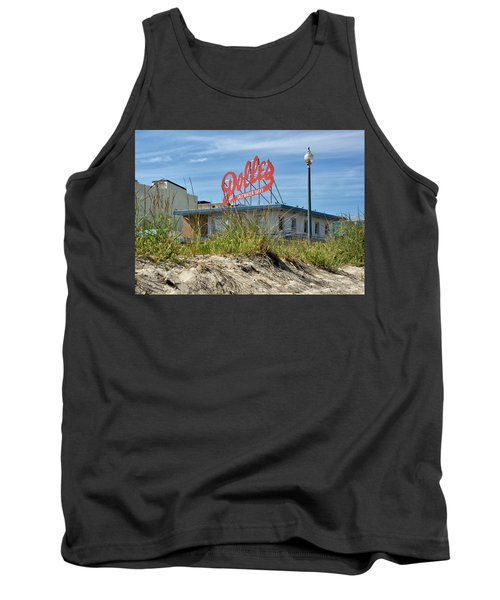 Dolles Candyland - Rehoboth Beach Delaware Tank Top by Brendan Reals