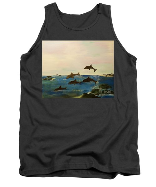 Dolphin Bay Tank Top