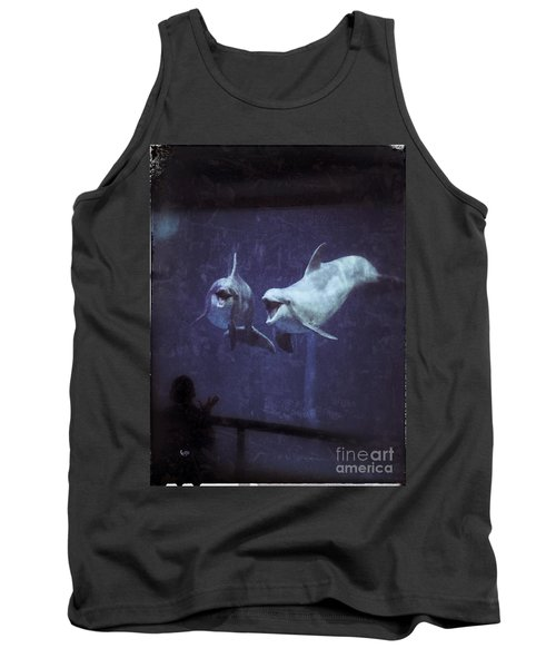 Dolphinspiration Tank Top
