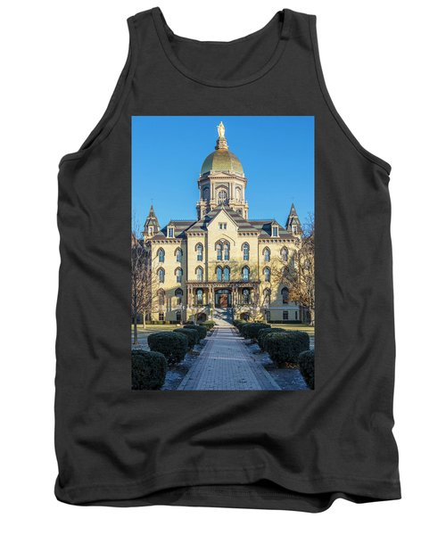Dome At University Of Notre Dame  Tank Top