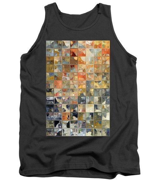 Don't Dream It's Over Tank Top by Mark Lawrence