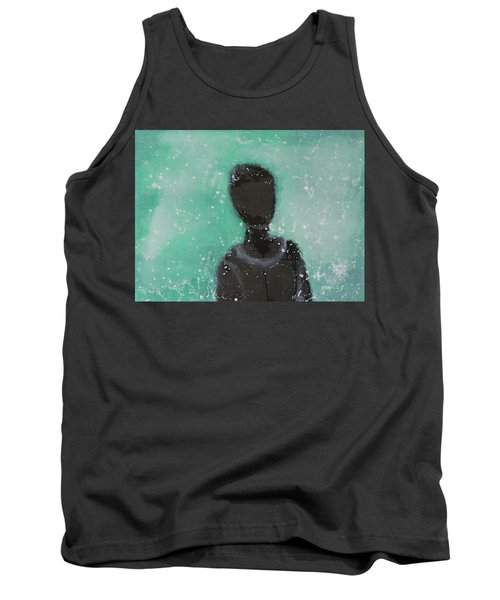 Don't Forget The Original Intention. Tank Top