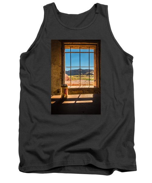 Tank Top featuring the photograph Don't Mess With Texas by Allen Biedrzycki