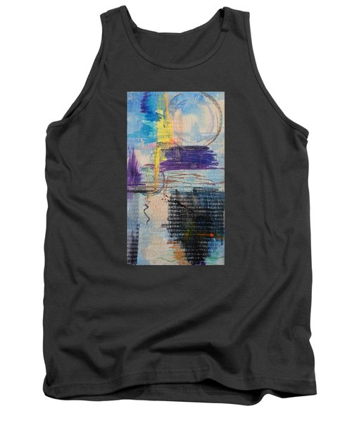 Don't Resist Tank Top by Becky Chappell