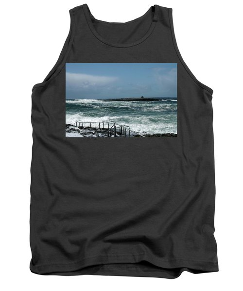Doolin Waves Tank Top