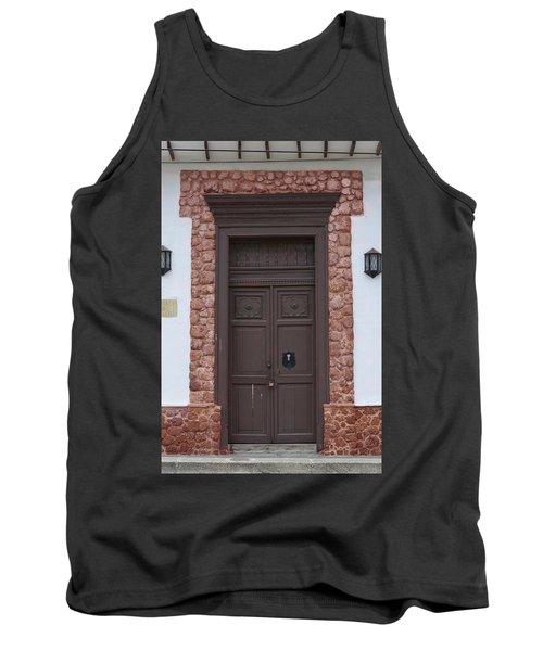 Door # 5  Tank Top
