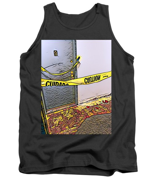 Door Of Perception Tank Top