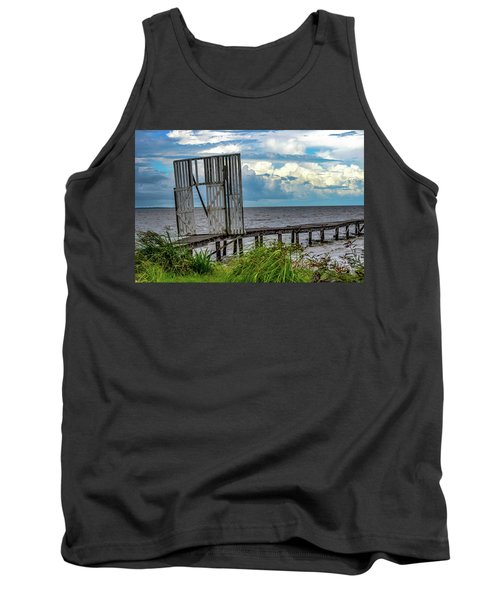 Door To Dock Tank Top