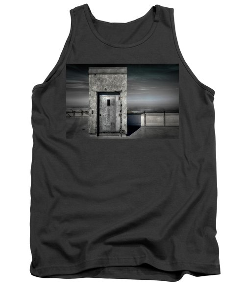 Door To Nowhere Tank Top