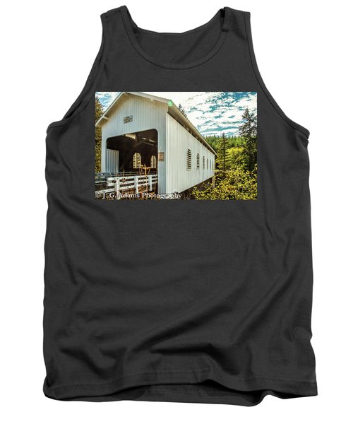 Dorena Covered Bridge Tank Top