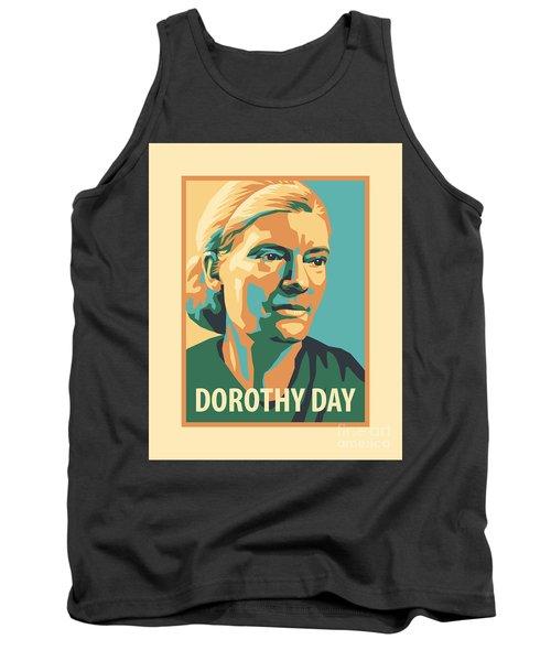 Dorothy Day, 1938 - Jldyd Tank Top
