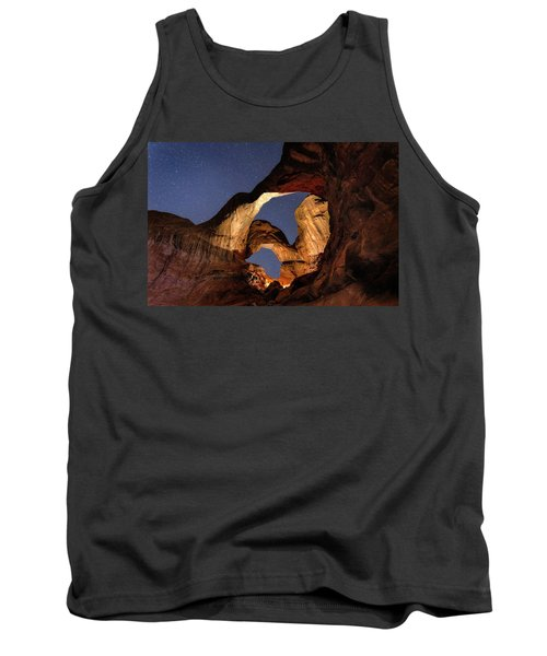 Double Arch At Night Tank Top