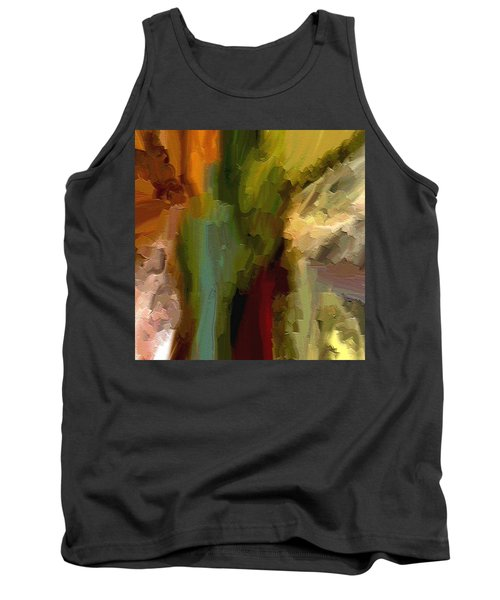 Double Indemnity Tank Top by Ely Arsha