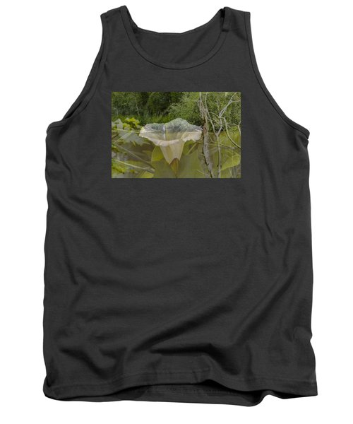 Tank Top featuring the photograph Double by Leif Sohlman