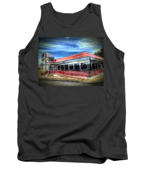 Double T Diner Tank Top