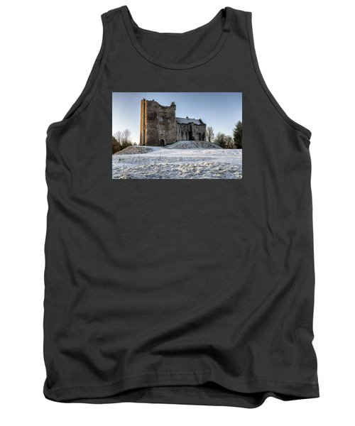 Doune Castle In Central Scotland Tank Top by Jeremy Lavender Photography