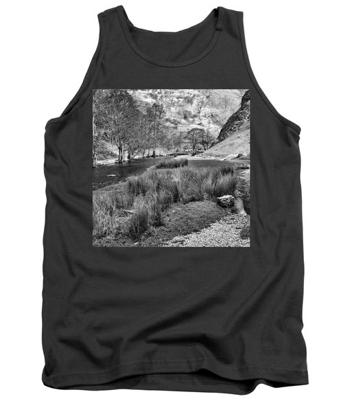 Dovedale, Peak District Uk Tank Top