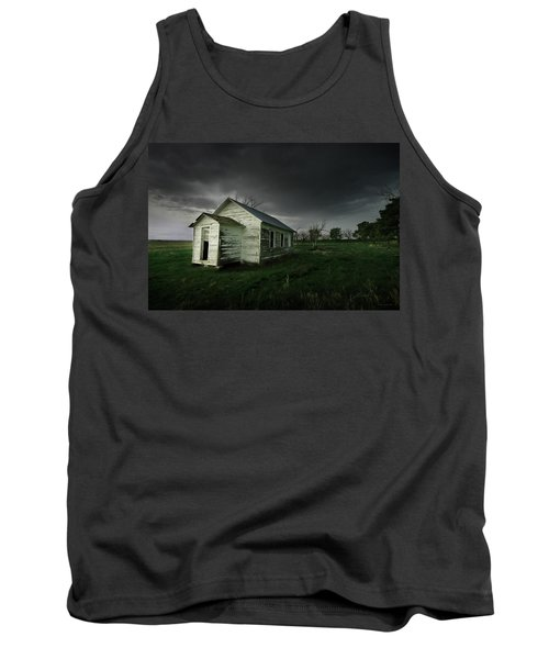 Down At The Schoolyard Tank Top