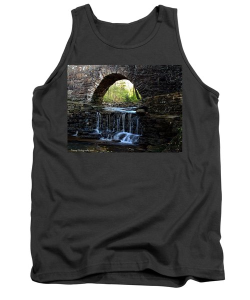 Down In The Park Tank Top