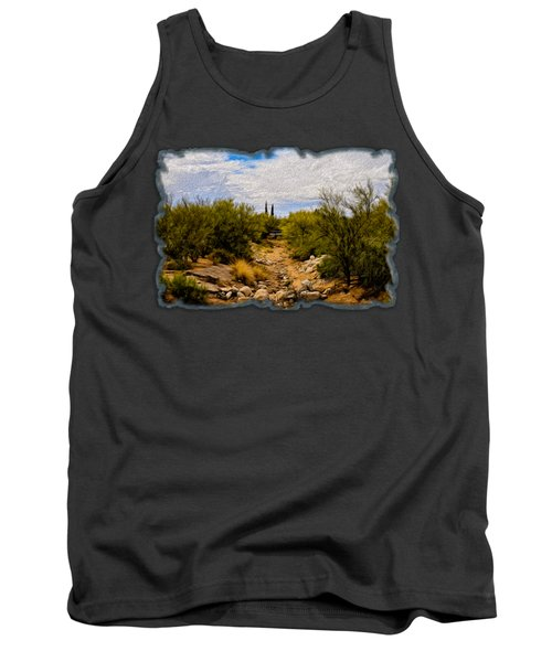 Down The Wash Op23 Tank Top