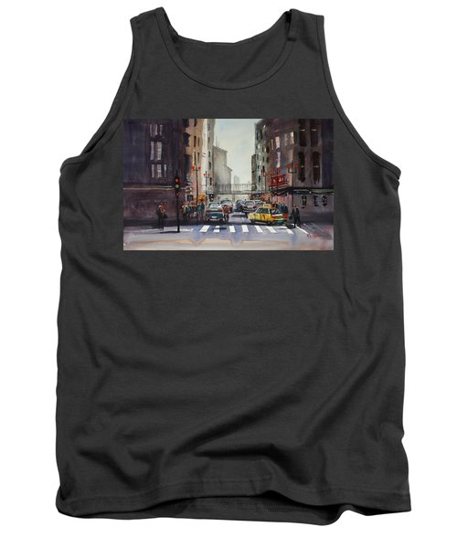 Downtown Chicago Tank Top