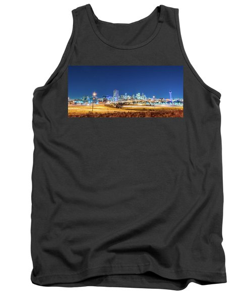 Downtown Denver Under The Stars Tank Top