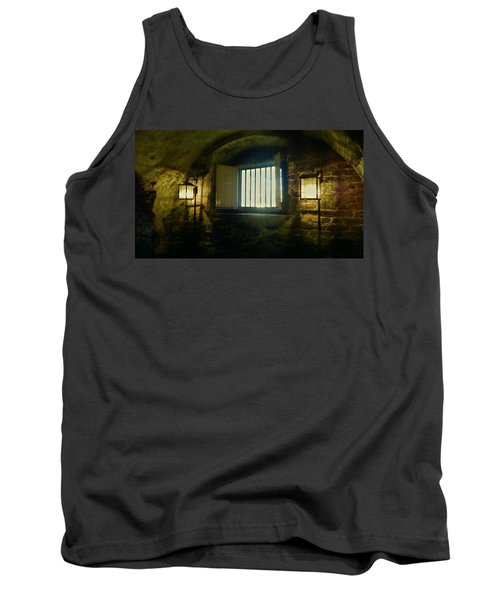 Downtown Dungeon Tank Top