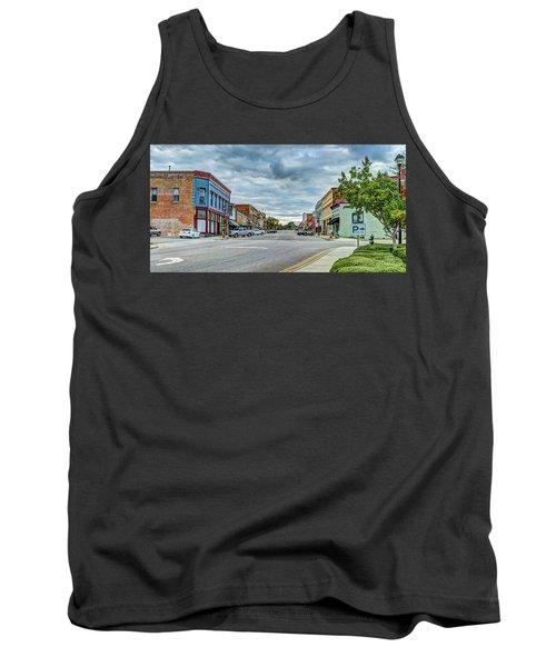 Downtown Hamlet Tank Top
