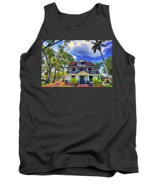 Downtown In The Tropics Tank Top