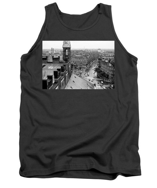 Downtown Kobenhavn  Tank Top