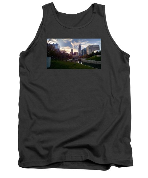 Downtown Omaha Tank Top