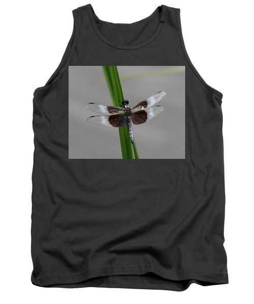 Tank Top featuring the photograph Dragon Fly by Jerry Battle