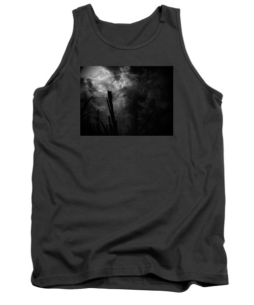Dragon Noir Tank Top