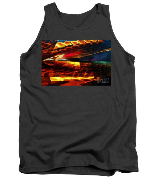 Dragon Scales Tank Top