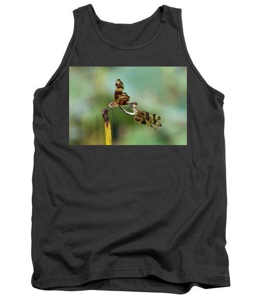 Dragonfly Love Swing By Wind Tank Top
